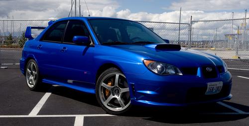 Product picture 2006 Subaru Impreza, Impreza WRX, Impreza WRX STi Workshop Repair Service Manual