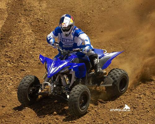 Product picture 2009 Yamaha YFZ450R (YFZ450RY) ATV Workshop Repair & Service Manual [COMPLETE & INFORMATIVE for DIY REPAIR] ☆ ☆ ☆ ☆ ☆
