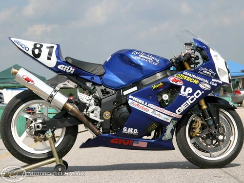 Product picture Suzuki GSX-R1000 Motorcycle 2003-2004 Workshop Repair & Service Manual [COMPLETE & INFORMATIVE for DIY REPAIR] ☆ ☆ ☆ ☆ ☆