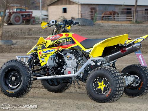 Product picture Suzuki LT-R450 ATV 2006 Workshop Repair & Service Manual [COMPLETE & INFORMATIVE for DIY REPAIR] ☆ ☆ ☆ ☆ ☆