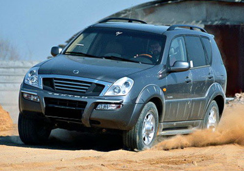 Product picture SsangYong Rexton 2002-2003 Workshop Repair Service Manual 230MB PDF BEST DOWNLOAD